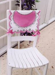 How To Make Chair Covers Awesome How To Make A Chair Cover Craft Ideal Home Inside How To