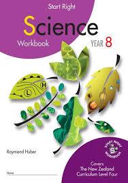 year 8 science start right workbook u2013 esa publications