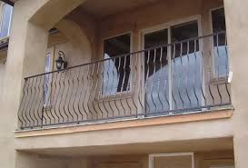 wrought iron balconies sacramento custom work