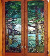 Kitchen Cabinet Doors With Glass Fronts by Kitchen Stained Glass Kitchen Cabinet Doors Beverage Serving