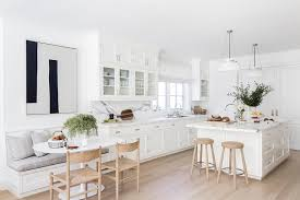white shaker kitchen cabinets wood floors white shaker kitchen with gray wash wood floors
