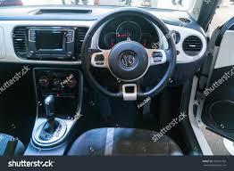 volkswagen beetle 2017 interior kuala lumpur malaysia august 13 2017 stock photo 702015703