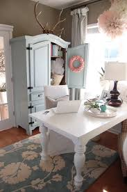 Dining Room Craft Room Combo - great blog and ideas of where to buy discounted home goods i love