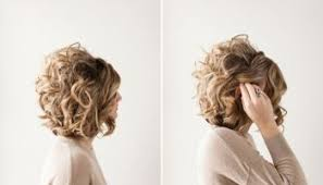 cute hairstyles for short hair put up cute hairstyle