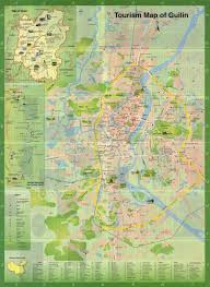Harbin China Map by Guilin Tourism Map Maps Of Guilin