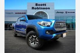 toyota tacoma used for sale used toyota tacoma for sale special offers edmunds