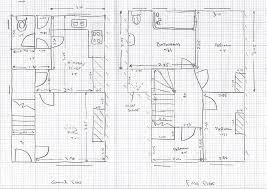 how to draw floor plans how to draw a floor plan using a pencil and paper 7 easy steps