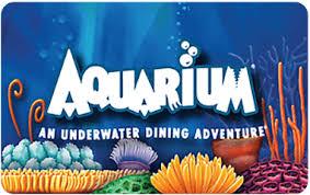 restaurant egift cards aquarium restaurants egift card email delivery gift card mall