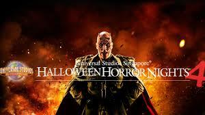 halloween horror nights 4 2014 pov inside scarehouses at