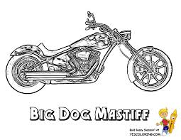coloring page of a big dog majestic motorcycle coloring pages racing motorcycle free coloring