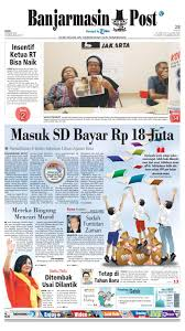 banjarmasin post senin 4 januari 2016 by banjarmasin post issuu