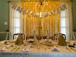 Gold Foil Curtain by Party Decoration With Curtains Integralbook Com