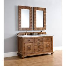 bathroom vanity cabinet no top james martin furniture mykonos 60 double vanity cabinet w drawers