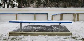 Backyard Hockey Rink Kit by Center Ice Rinks