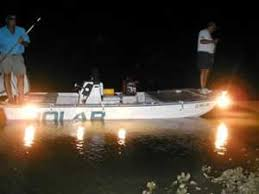 boat lights at night rules gigging for doormats flounder florida go fishing