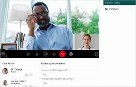 new health templates extend skype for business as platform