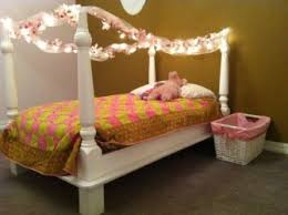 Goodwill Bed Frame A Toddler Bed Made From An Dining Table Found At