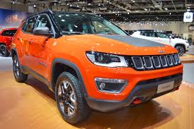 Jeep Compass Trailhawk Shown At The Dubai Motor Show 2017