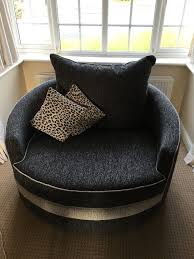 Large Swivel Chairs Living Room Scs Storm Breeze Large Swivel Chair In Sutton Coldfield West