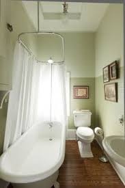 Clawfoot Tub Bathroom Design Ideas Clawfoot Tub In A Small Bathroom Bathroom Pinterest Small