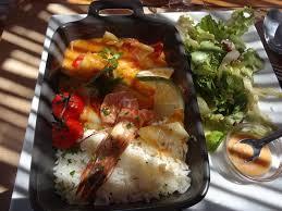 plat cuisiner plat très bien cuisiner presentation picture of le botafogo
