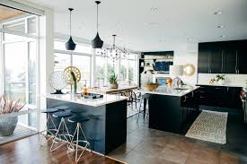 black kitchen cabinets images black kitchen cabinets 10 gorgeous ways to work the black