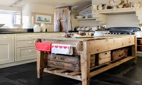 Rustic Kitchen Shelving Ideas by Amazing Decorating Ideas For Kitchen Shelves 9 Rustic Kitchen
