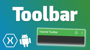 android toolbar tutorial toolbar tutorial xamarin android code reso coder