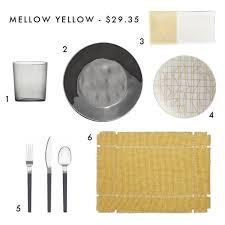 9 lovely dinnerware combos emily henderson