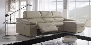 canapé avec meridienne canapé relax 2 places avec méridienne afl literie
