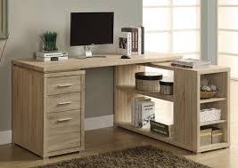 vieux bureau en bois i 7219 bureau en coin gauche droit style vieux bois naturel i