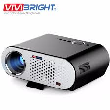 bright home theater compare prices on high brightness lcd projector online shopping
