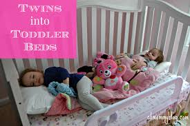 Twin Beds For Girls Moving Twins To Toddler Beds Ct Mommy Blog