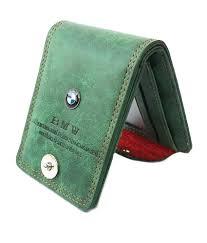 dark green bmw sasta vasta dark green bmw wallet card holder buy online at