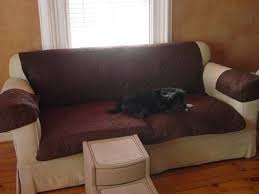 Waterproof Sofa Cover by Better Homes And Gardens Waterproof Non Slip Faux Suede Pet