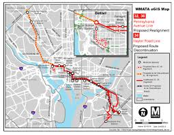 Silver Line Metro Map by Planitmetro 2013 September