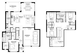 new home builders sanctuary 30 double storey home designs