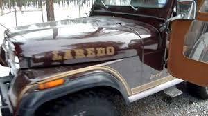 jeep cj laredo cold starting my 1980 jeep cj5 laredo amc 304 v 8 youtube
