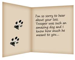 sympathy for loss of dog tips on writing a pet loss condolence note healing the heart