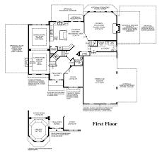 Conservatory Floor Plans Estates At Hilltown The Elkton Home Design