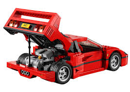 lego honda odyssey lego ferrari f40 revealed on sale august video practical