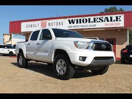 find used toyota tacoma used toyota tacoma for sale in tuscaloosa al 100 cars from
