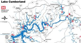 map kentucky lakes rivers river maps