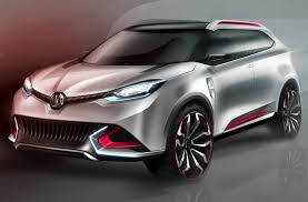 mg check out the new mg cs concept crossover suv suv news and analysis