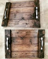 Wedding Guest Board From Pallet Wood Pallet Ideas 1001 rustic pallet wood trays with metal handles 130 inspired wood