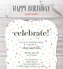 party invitations printswell