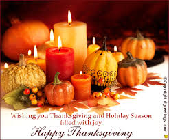 happy thanksgiving message to family and friends festival