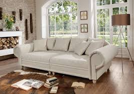sofa kolonial big sofa kolonialstil mega kolonialsofa federkern shabby
