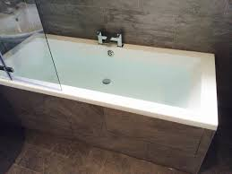 Cheap L Shaped Bathroom Suites L Shaped Bath With Tiled Panel Dreambath Pinterest Bath And