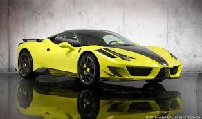ferrari 458 modified mansory ferrari 458 italia siracusa sport cars